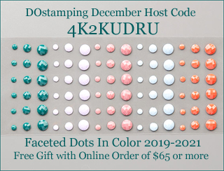 DOstamping December 2019 VIP Host Code 4K2KUDRU, shop with Dawn Olchefske at https://bit.ly/shopwithdawn #dostamping #shopSU #hostcode