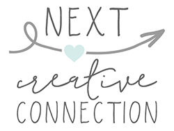 Creative Connection next button