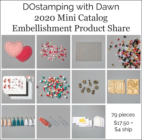 DOstamping Stampin' Up! 2020 Jan-Jun Mini Catalog Product Share offering from Dawn Olchefske
