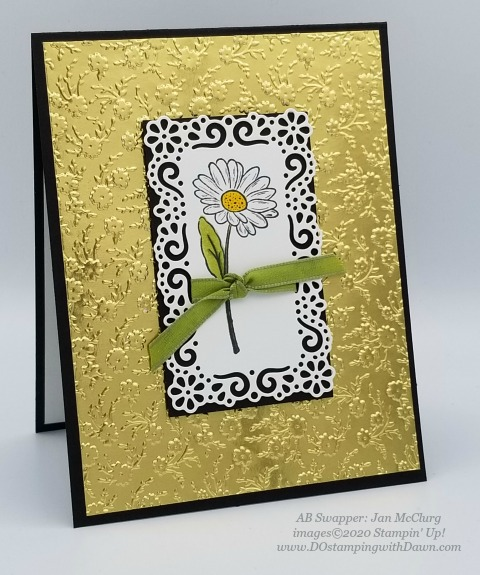 Stampin' Up! Ornate Garden Suite shared by Dawn Olchefske #dostamping #howdshedothat #stampinup #handmade #cardmaking #stamping #papercrafting (Jan McClurg)
