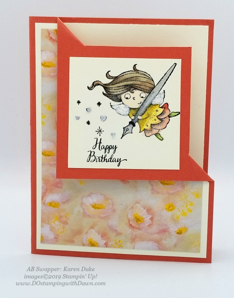 Stampin' Up! Retiring Host Sets cards shared by Dawn Olchefske #dostamping #howdshedothat #stampinup #handmade #cardmaking #stamping #papercrafting (Karen Duke)