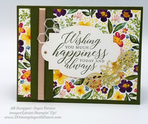 Stampin' Up! Spring Swap Cards shared by Dawn Olchefske #dostamping #howdshedothat #stampinup #handmade #cardmaking #stamping #papercrafting(Joyce Feraco)