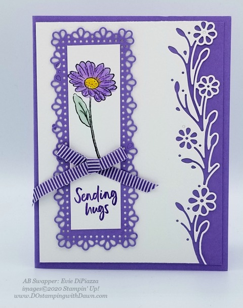 7 Stunning Ornate Garden Suite cards shared by Dawn Olchefske #dostamping #stampinup #handmade #cardmaking #stamping #papercrafting #ornategarden (Evie DiPiazza)