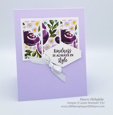 Stampin' Up! Best Dressed card by Dawn Olchefske #dostamping #howdshedothat #stampinup #handmade #cardmaking #stamping #papercrafting#YCC106 #YourCreativeConnection