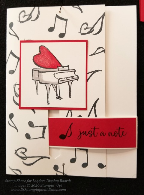 9 Last Chance Music from the Heart cards shared by Dawn Olchefske #dostamping #stampinup #handmade #cardmaking #stamping #papercrafting