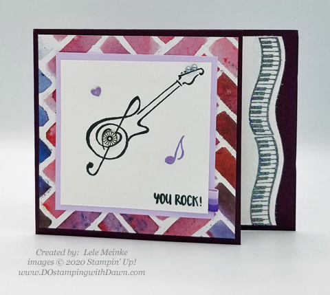 11 Last Chance Music from the Heart cards shared by Dawn Olchefske #dostamping #stampinup #handmade #cardmaking #stamping #papercrafting  (Lele Meinke)
