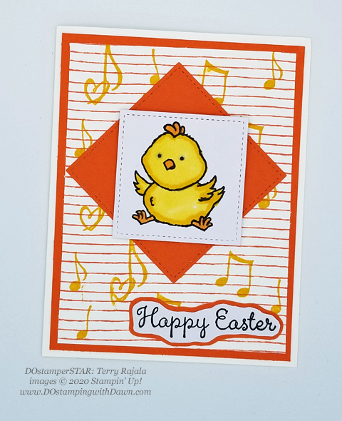 11 Last Chance Music from the Heart cards shared by Dawn Olchefske #dostamping #stampinup #handmade #cardmaking #stamping #papercrafting  (DOstamperSTAR Terry Rajala)