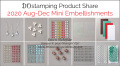 DOstamping Aug-Dec 2020 Mini Catalog from Stampin' Up! Product Shares offered by Dawn Olchefske #dostamping #stampinup #productshares