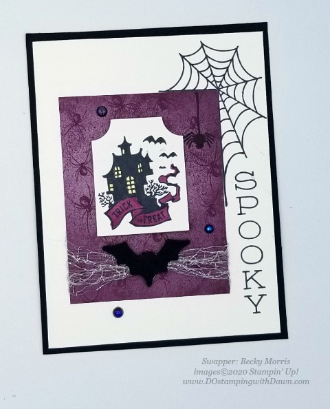 Stampin' Up! Magic in the Night Suite shared by Dawn Olchefske #dostamping #howdshedothat #stampinup #handmade #cardmaking #stamping #papercrafting (Becky Morris)