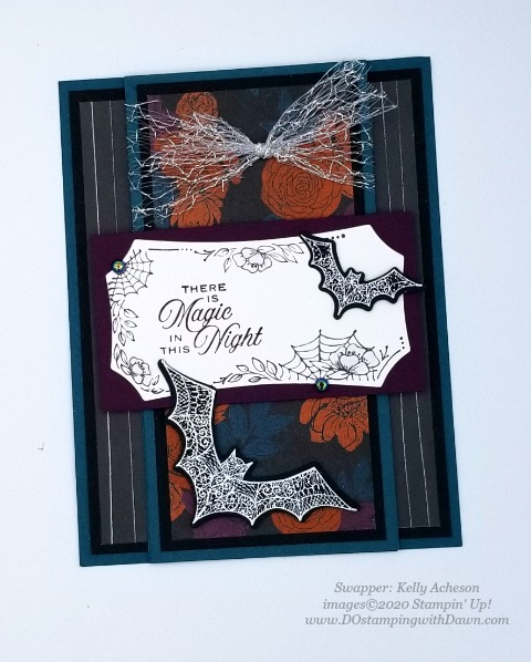 Stampin' Up! Magic in the Night Suite shared by Dawn Olchefske #dostamping #howdshedothat #stampinup #handmade #cardmaking #stamping #papercrafting (Kelly Acheson)