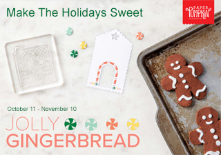 Paper Pumpkin November 2020 - Jolly Gingerbread Sneak Peek, subscribe with Dawn Olchefske by November 10th at http://bit.ly/DOstampingPaperPumpkin #paperpumpkin #dostamping #stampsinthemail