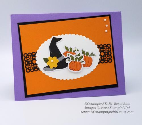 DOstamperSTAR Berni Baio cards shared by Dawn Olchefske #dostamping #stampinup #handmade #cardmaking #stamping #papercrafting#paperpumpkin