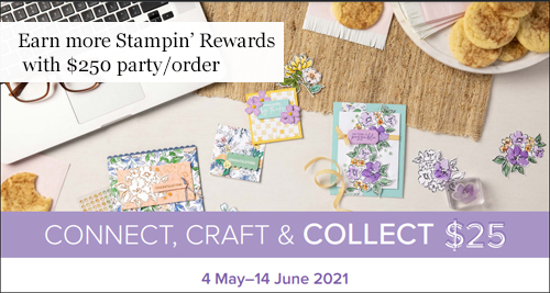 Earn even more Stampin' Rewards during May Shop withDawn Olchefske at-dostamping.stampinup.net -#dostamping #HowdSheDOthat #papercrafting-500