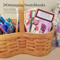 DOstamping Swatchbooks - Must have tool for Stampin' Up! fans #dostamping  #stampinup #swatchbook