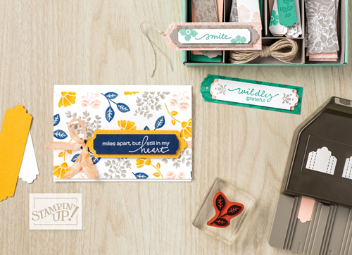 Stampin' Up! Lovely You Bundle card - pg 22 (2020-2021 Annual Catalog) #lovelyyou #stampinup