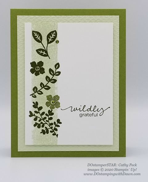 Stampin' Up! DOstamperSTAR Lovely You Bundle swap shared by Dawn Olchefske #dostamping #howdshedothat #stampinup #handmade #cardmaking #stamping #papercrafting (Cathy Peck)