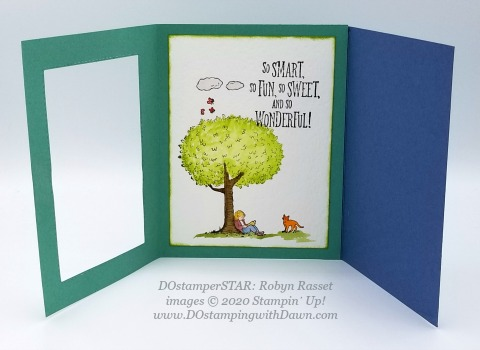 Stampin' Up! DOstamperSTAR Summer Days (Host stamp set) and A Grand Kid stamp sets swap shared by Dawn Olchefske #dostamping #howdshedothat #stampinup #handmade #cardmaking #stamping #papercrafting (Robyn Rasset)