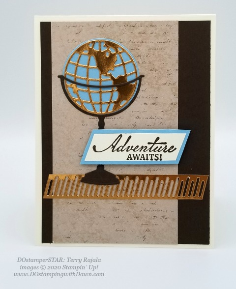 Stampin' Up! DOstamperSTAR Beautiful World Bundle swap shared by Dawn Olchefske #dostamping #howdshedothat #stampinup #handmade #cardmaking #stamping #papercrafting (Terry Rajala)