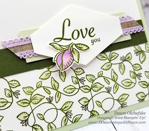 Stampin' Up! Last Chance Products Verdant Garden shared by Dawn Olchefske #dostamping #howdshedothat #stampinup #handmade #cardmaking #stamping #papercrafting