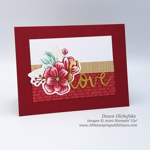 Joy to the World Paper Paper October 2020 #dostamping #howdSheDOthat #paperpumpkin #cardkits-01