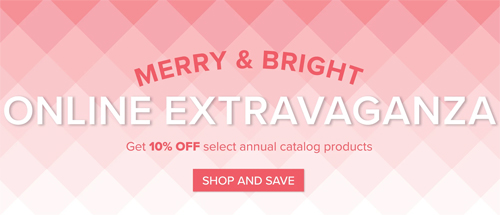 Stampin' Up! Merry & Bright Online Extravaganza #dostamping-3