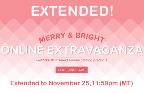 Stampin' Up! Merry & Bright Online Extravaganza #dostamping-4