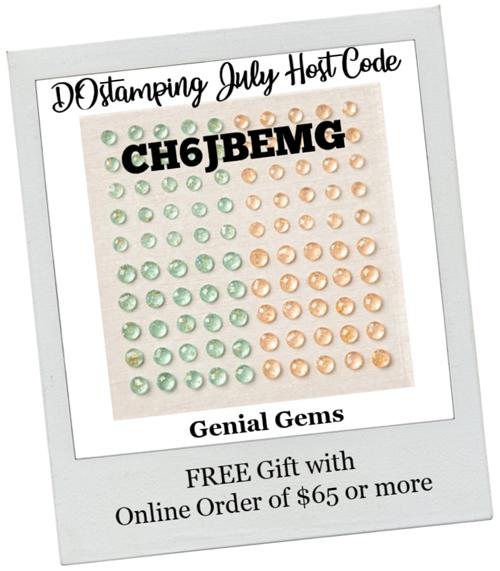 DOstamping July 2021 VIP Host Code CH6JBEMG Shop with Dawn Olchefske #dostamping #hostcode #stampinup-500