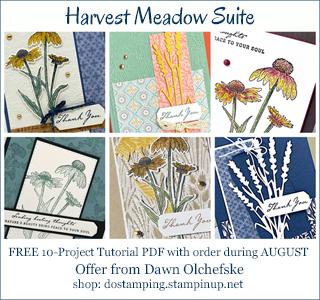 DOstamping AUGUST 2021 order BONUS-FREE Harvest Meadow Suite 10-Project Tutorial PDF Shop with Dawn Olchefske #dostamping-#cardmaking-#stampinup-320