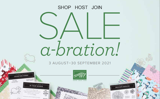 Stampin' Up! 2021 Sale-A-Braion Brochure #dostamping #papercrafting #cardmaking