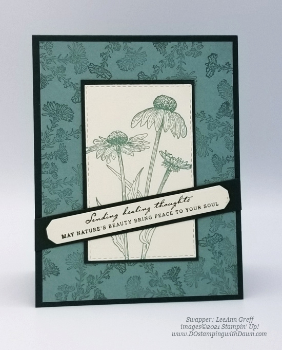 Stampin' Up! Harvest Meadow Suite swap cards shared by Dawn Olchefske #dostamping #stampinup (LeeAnn Greff) (1)