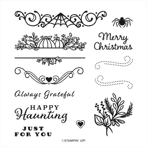 153456-Celebration Tidings stamp set from Stampin' Up!