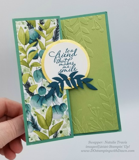 Stampin' Up! Forever Greenery Suite shared by Dawn Olchefske #dostamping #howdshedothat #stampinup #handmade #cardmaking #stamping #papercrafting (Natalie Travis)