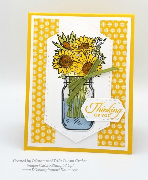 Stampin' Up! birthday cards shared by Dawn Olchefske #dostamping #howdshedothat #stampinup #handmade #cardmaking #stamping #papercrafting (LuAnn Graber)