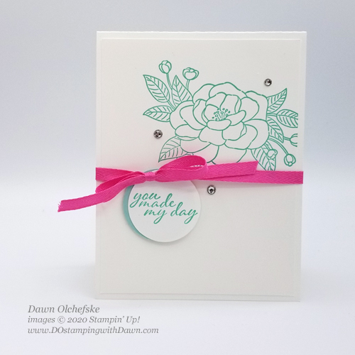 Get So Much Love stamp set when you join Stampin' Up! during the Get & Go Promotion ending 9/30/20.  #dostamping #howdshedothat #stampinup #handmade #cardmaking #stamping #papercrafting