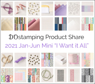 DOstamping Product Share 2021 Jan-June Mini Catalog from Dawn Olchefske #stampinup I want it ALL