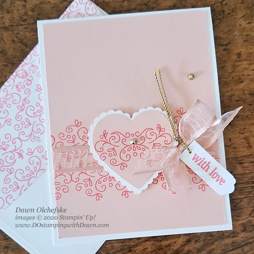 Jolly Gingerbread Paper Pumpkin Nov 2020 alternative card #dostamping #howdSheDOthat #kitsinthemail-Love